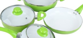 Keramik Kochtöpfe und Pfannen im Set kaufen